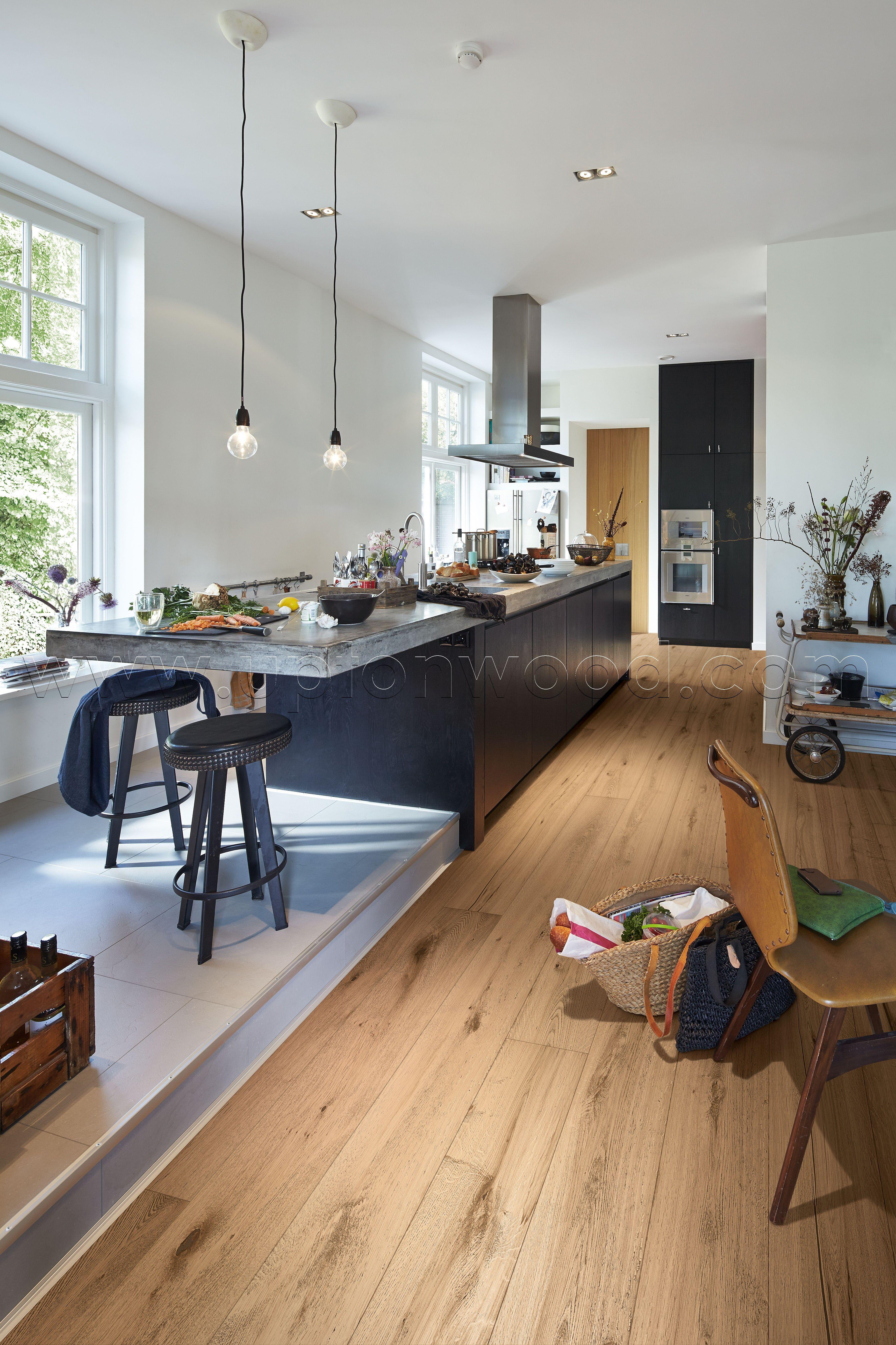 Meister Lindura 270mm Wide Rustic Oak Flooring 8520 Lindura 270mm