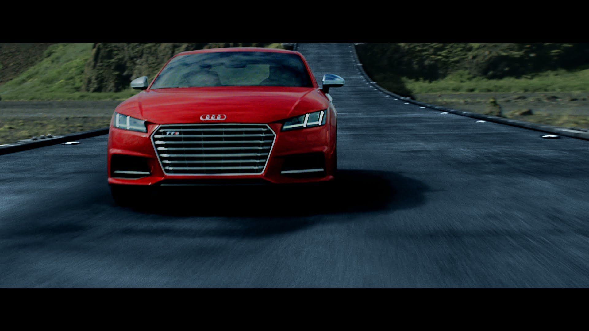 Audi And The Avengers Striking Extended Version Plus A Little