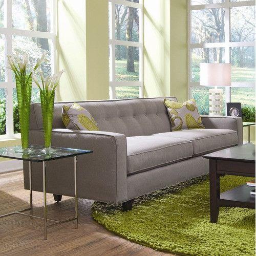 White Leather Sofa Living Room Ideas Dorset Sofa by Rowe at Kensington Furniture I love how modern