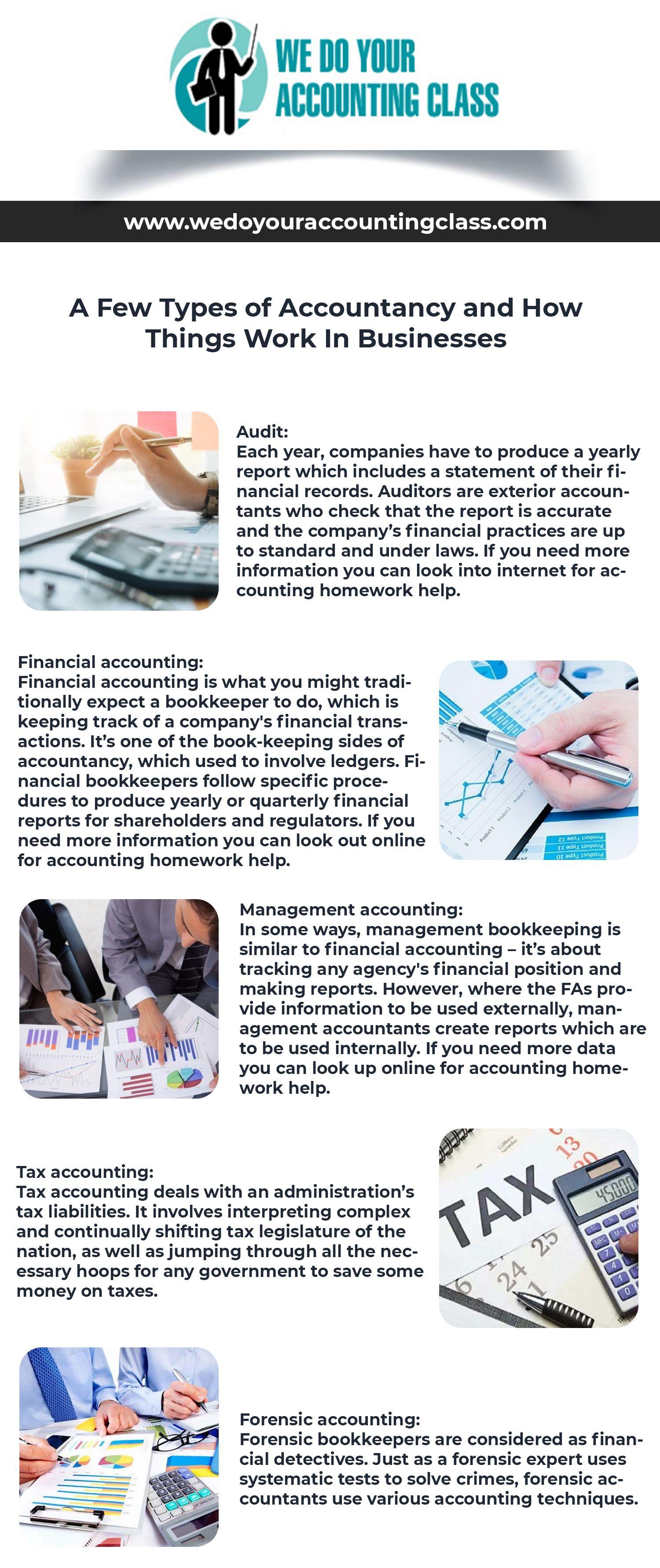 Homework help online accounting