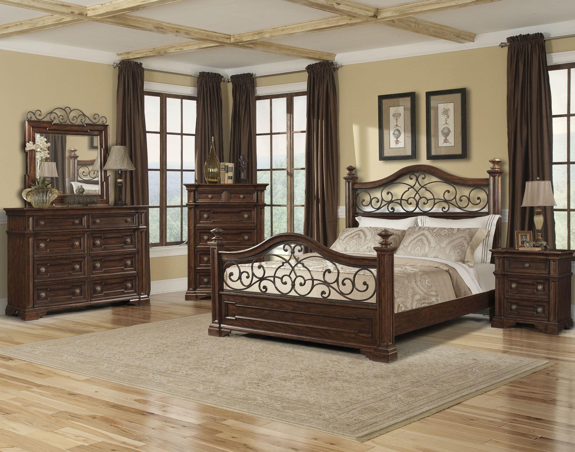 San Marcos Bedroom Set Beds in 2019 King bedroom sets