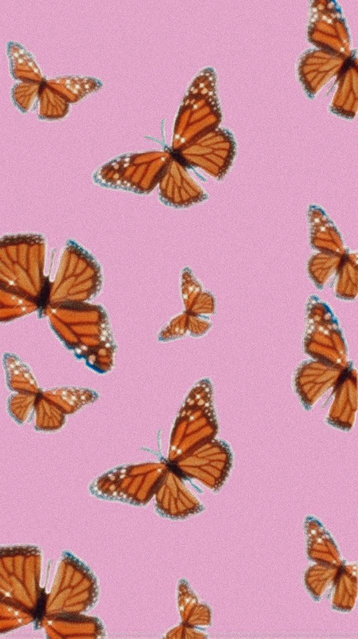 Mariposa In 2020 Butterfly Wallpaper Iphone Butterfly Wallpaper Artsy Background