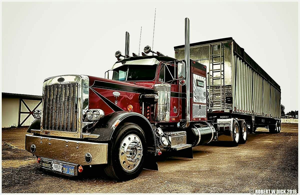 Schippers awesome peterbilt 359
