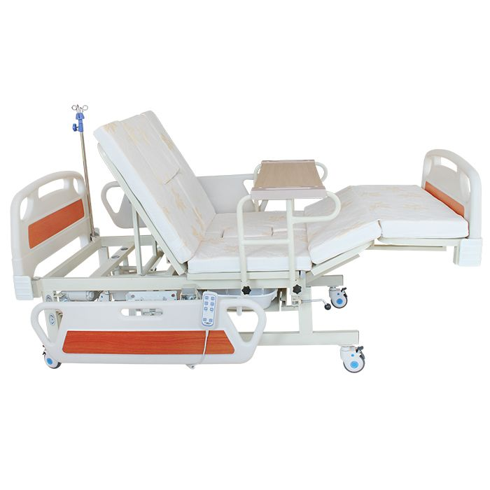 Cheap Price Multi Function Handicapped Home Care Used Rotating Electric Hospital Bed Hospital Bed Home Hospital