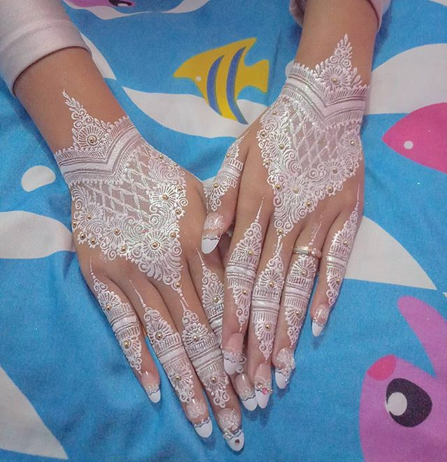 Instagram post by Frizqia Henna Art Purwakarta