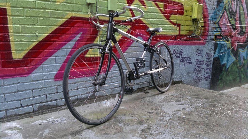 Custom 3D Printed Carbon Fiber Bike Frame (With images