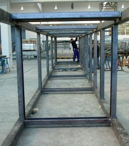 elevator steel structures installation kleemann lifts uk lift rh pinterest com Manual Patient Lift Braun Wheelchair Lift Manual