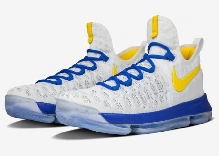 All These Warriors Options On The Nike KD 9 Are On NIKEiD For A Limited Time