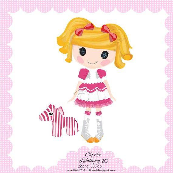 lalaloopsy | Clipart | Pinterest | Imprimibles, Prinsesas y Lalaloopsy