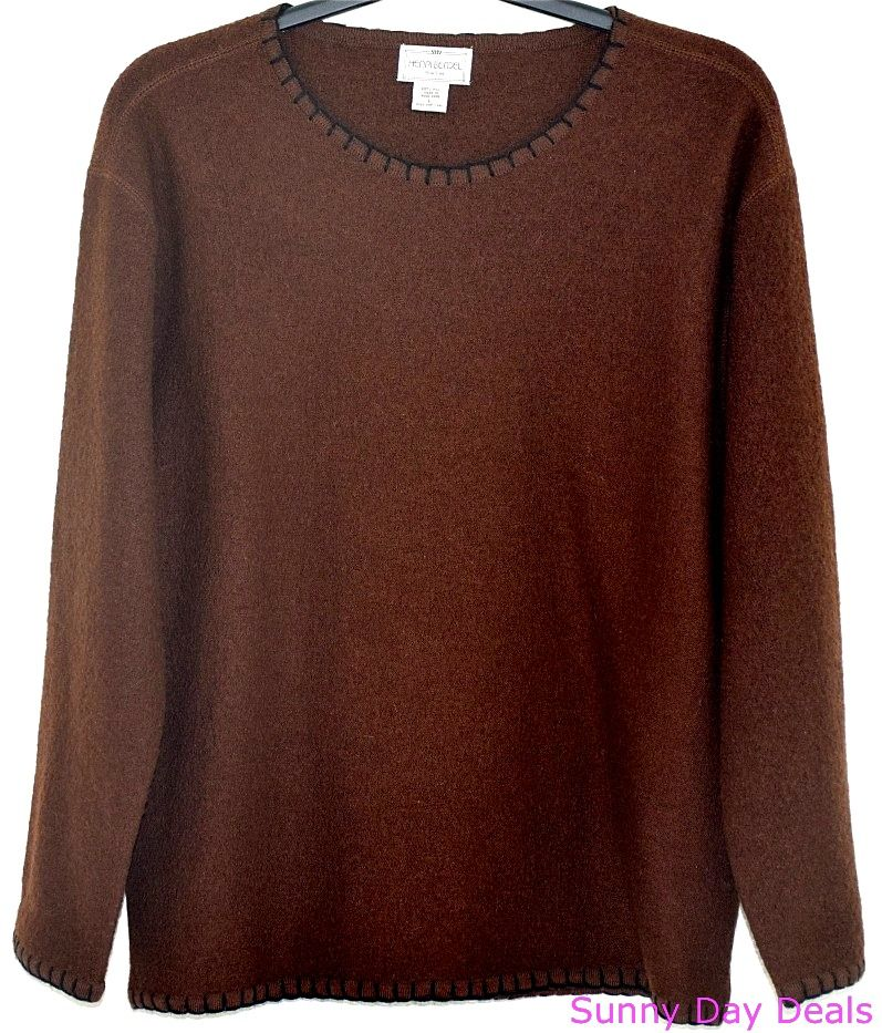 Leith Side Tie Wrap Sweater