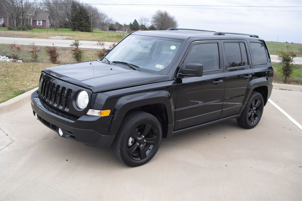 2015 jeep patriot sport altitude Jeep patriot, Jeep