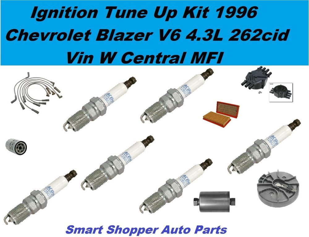 Ignition Tune Up Kit For Chevrolet Spark Plug Wire Set Distributor Cap Roto Filt Aftermarketproducts Chevrolet Spark Spark Plug Chevrolet