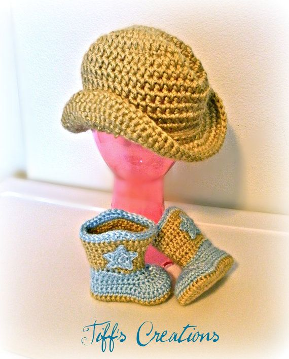 Adorable.... Baby cowboy cowgirl gift set cowboy hat and by ...