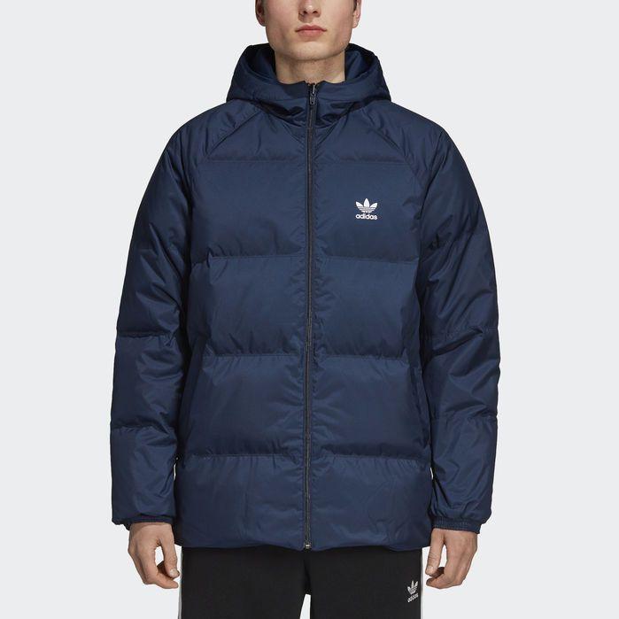 adidas Originals Adidas originals down jacket [reversible