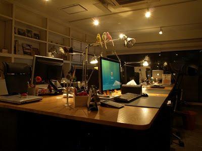 Coding room