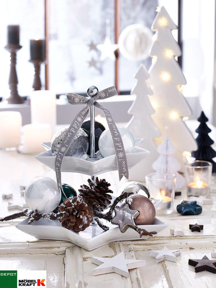festlich gedeckter weihnachtstisch weihnachten pinterest dinners and. Black Bedroom Furniture Sets. Home Design Ideas