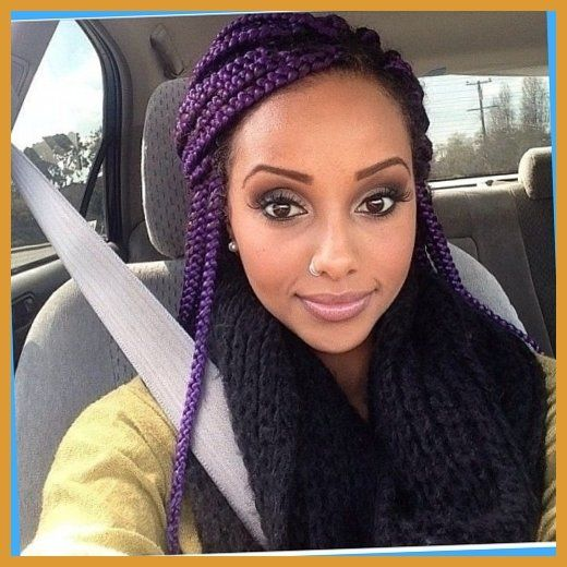 10 Head Turning African American Braided Hairstyles For Teenagers ...