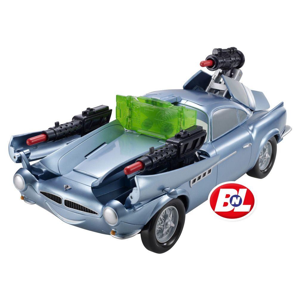 Child Disney Cars Spy Finn Missile Costume