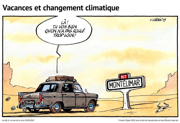 Rechauffement Climatique Bientot Le Desert Dans Le Sud De La
