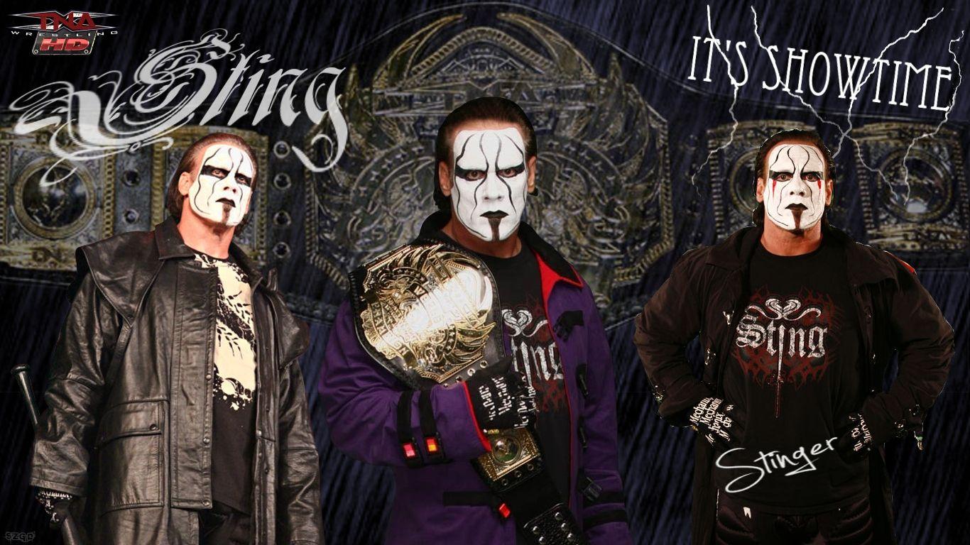 Sting...Wrestler wallpaper | The Man Called Sting | Pinterest ...