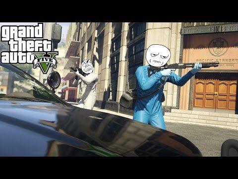 GTA 5 Heist - JUST KIDDING - http://goo.gl/kzQ3L3