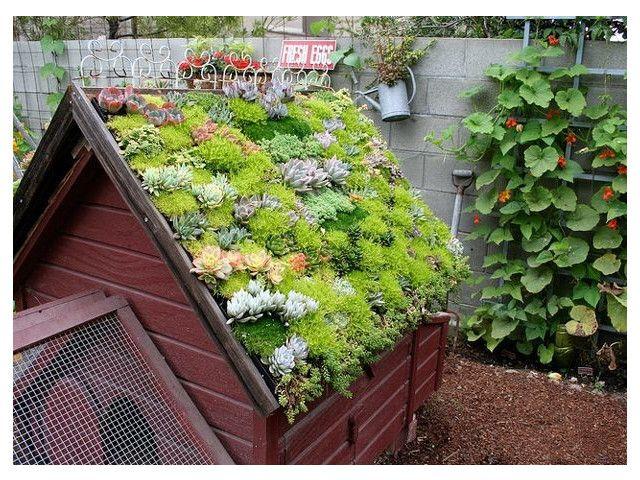 35 petits jardins verticaux en palettes.