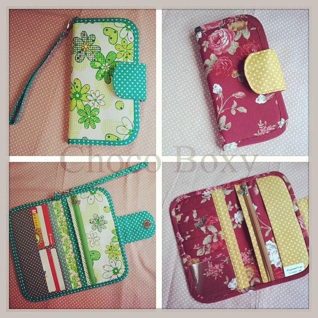 Ladies handmade wallet #handmade #wallet #purse #handmadepurse #handmadewallet