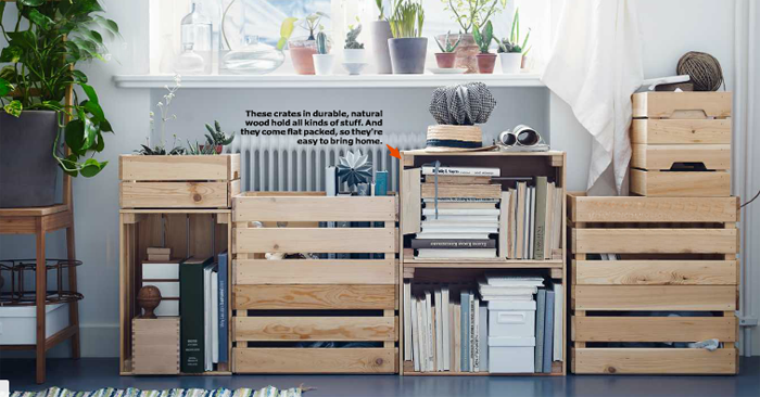 Poppytalk: 20 Cool Decorating Tricks + Finds from the 2016 IKEA Catalogue