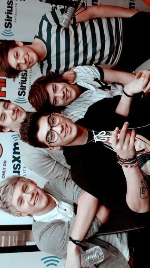 Photo of Hi! We are one direction…..