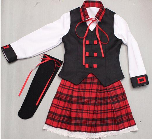 Akame ga Kill! Chelsea cosplay costume.   Anime Market   Cosplay costumes, Easy cosplay costumes, Akame ga kill