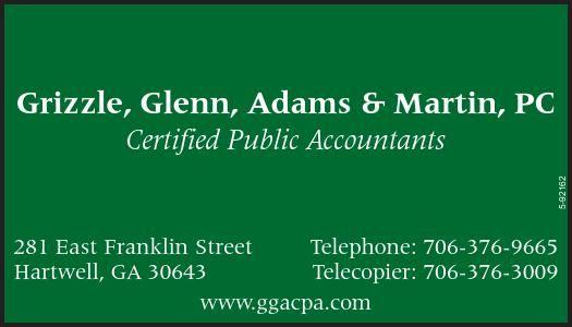 Grizzle Glenn Adams Martin Pc Certified Public Accountants