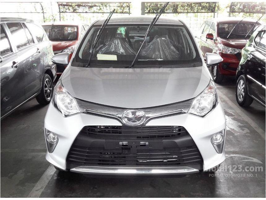 Harga Toyota Calya G 2019 Baru Mobil Baru Toyota Daihatsu