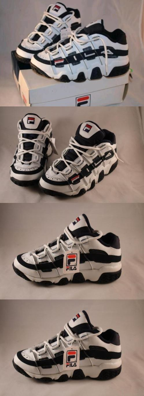 f59836c20e4 Mens Vintage Shoes 163628  Vintage Fila Barricade Xt From 1996 New State  Shoes -  BUY IT NOW ONLY   400 on eBay!