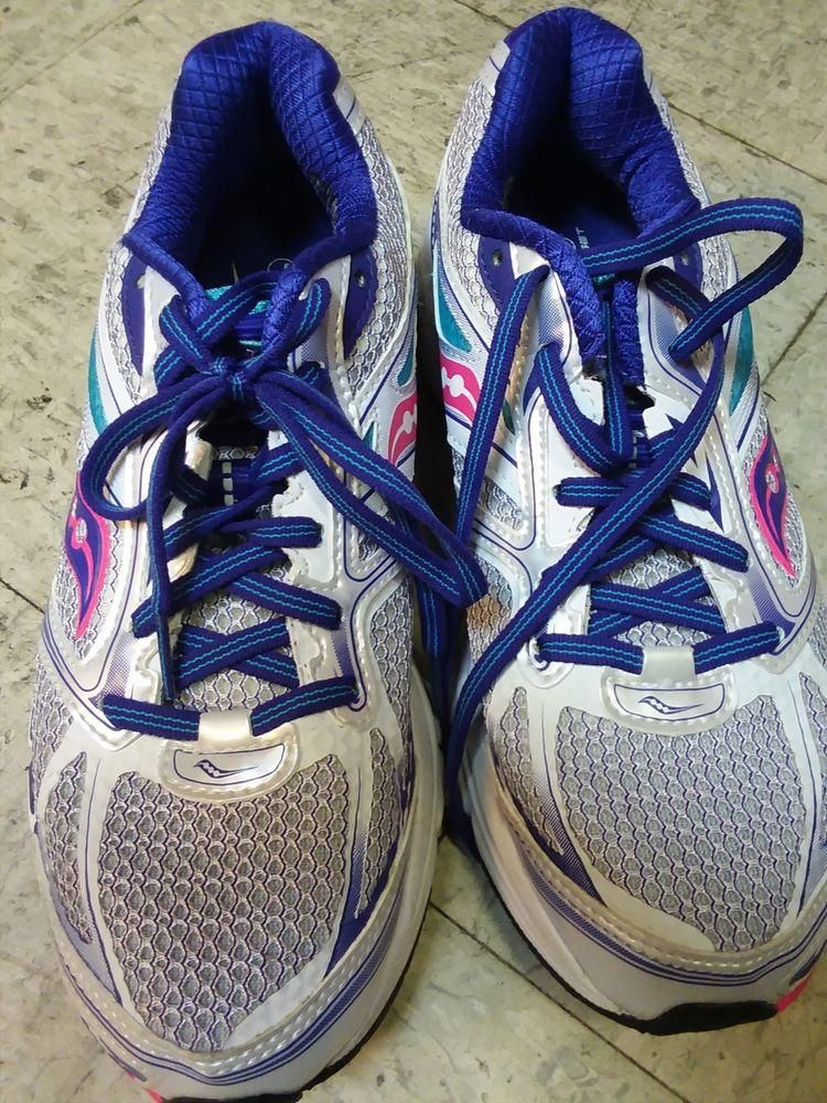 802c96e242b Women s Saucony Guide 8 size 8  fashion  clothing  shoes  accessories   womensshoes  athleticshoes  ad (ebay link)  BrooksGhost7Womensshoes