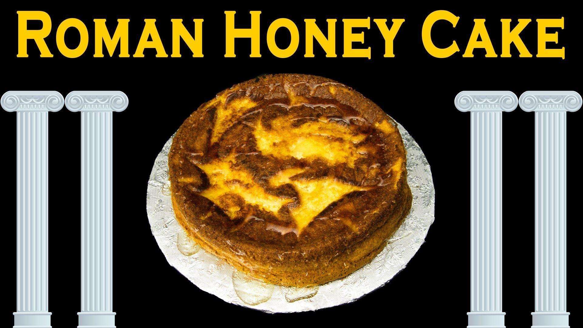 Roman honey cake from cookies cupcakes and cardio receitas para food forumfinder Images