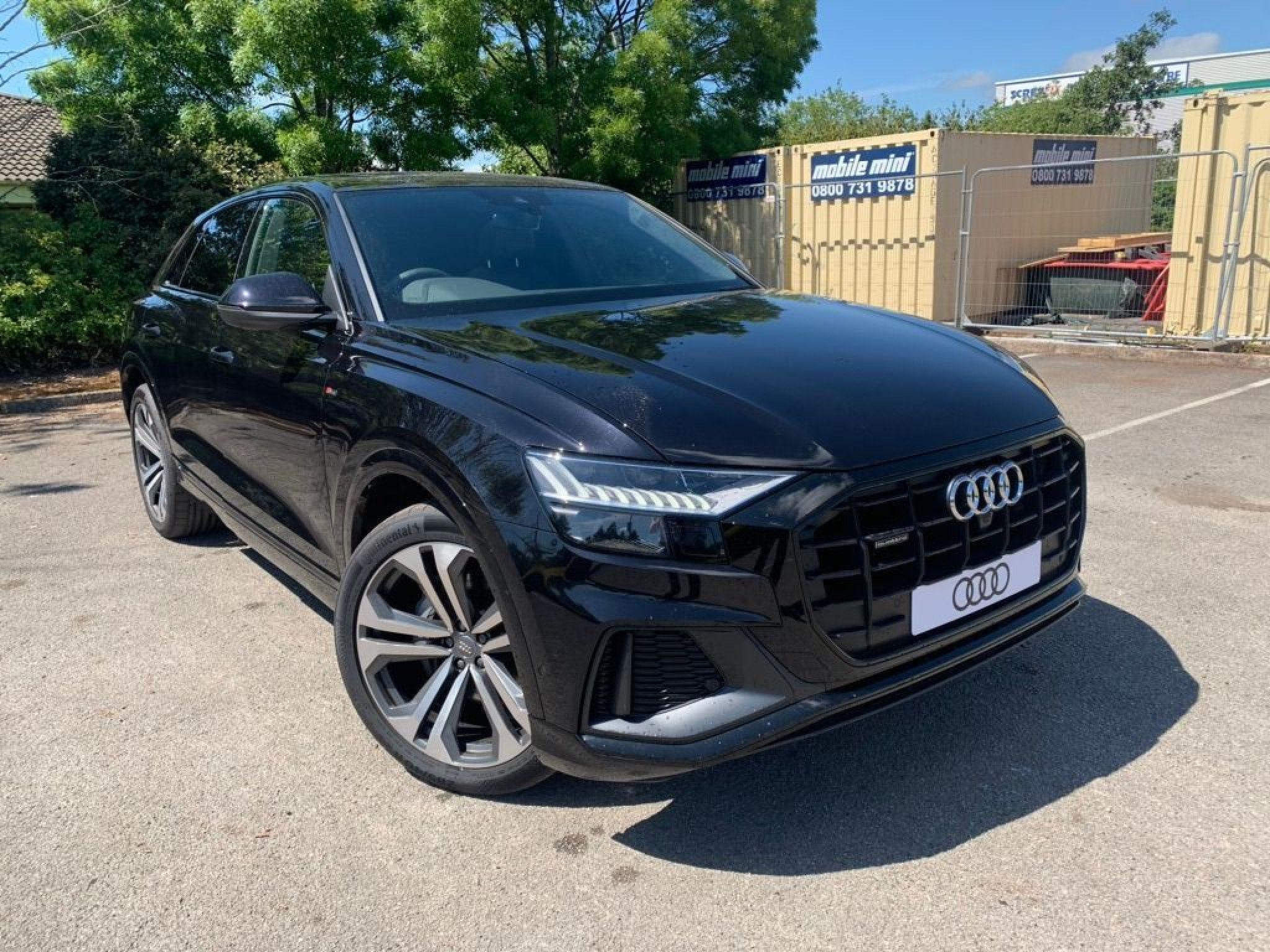 Audi Q8 3 0 Tdi V6 50 Edition 1 Suv 5dr Diesel Tiptronic Quattro S S 286 Ps For Sale In 2020 Used Audi Audi Dream Cars