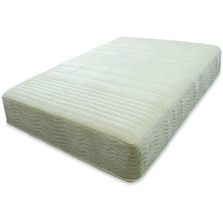 Spa Sensations 10in Memory Foam And Spring Hybrid Mattress Full