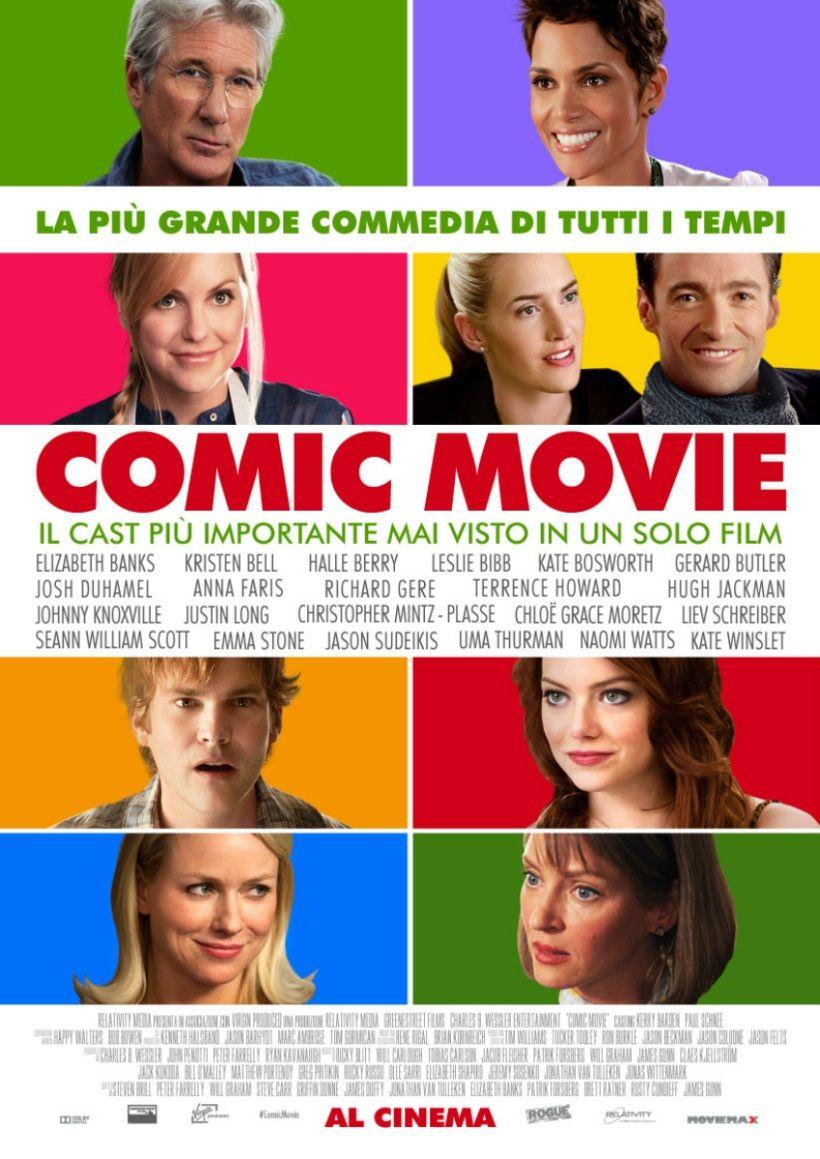 Comic Movie - Film (2013), dal 5 settembre al cinema