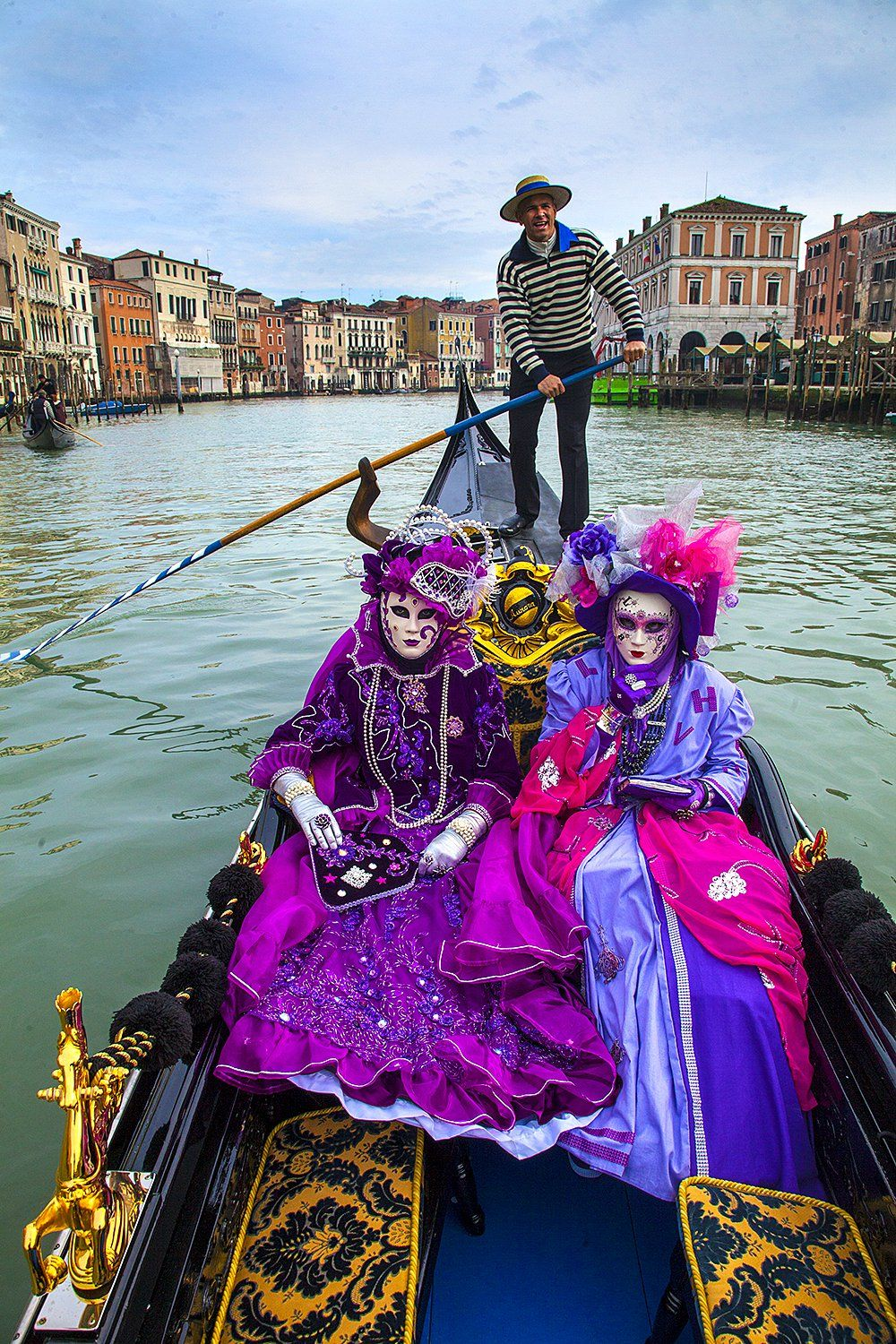 Carnival in Venice - Jim Zuckerman Photography | Carnevale ...