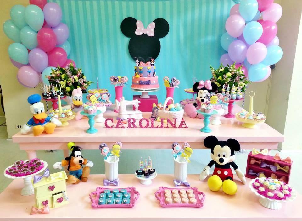 Festa Minnie 1 Festa Minnie Festa Minnie Rosa Decoracao Festa