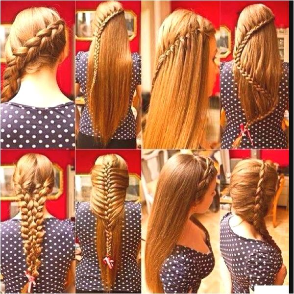 Cool Braid Styles Fishtail Side Crown Ladder And Other Unique