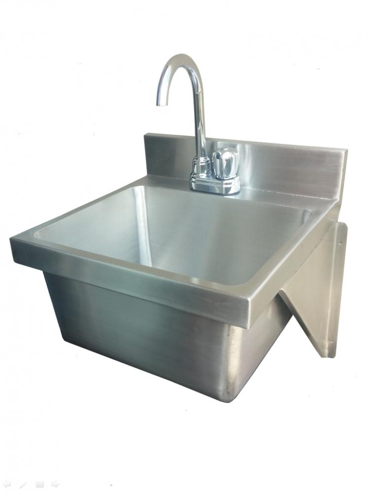 lavamanos en acero inoxidable lavamanos de pedal en acero