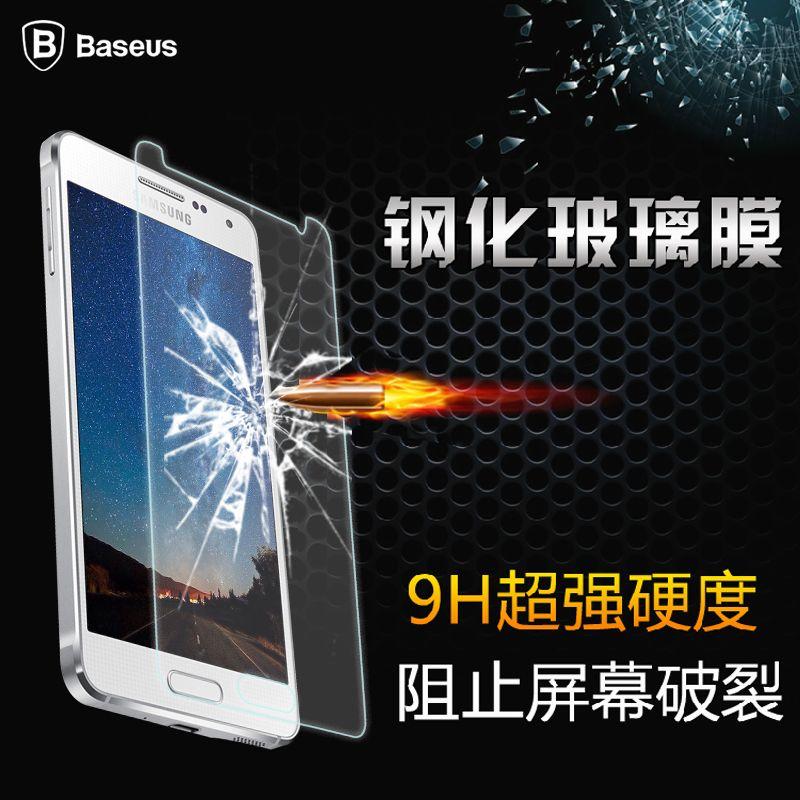 Купить товарBaseus для Samsung Galaxy альфа закаленное стекло мембрана мембрана g8508s мобильный телефон фильм бесплатная доставка в категории Защитные пленкина AliExpress.