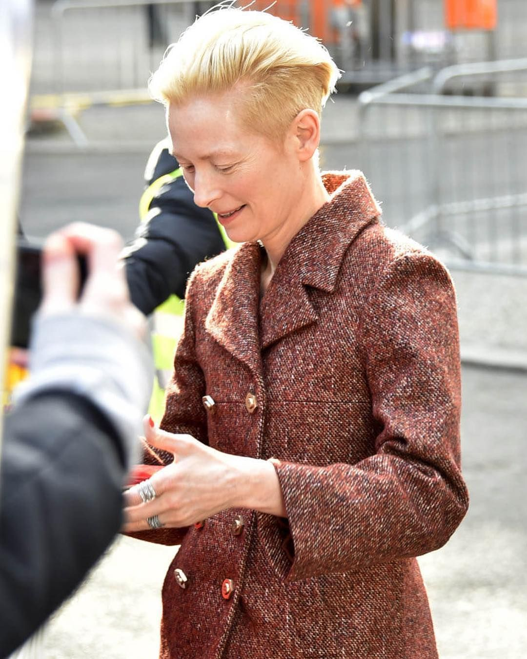 Instagram Tilda Swinton naked (49 photo), Instagram