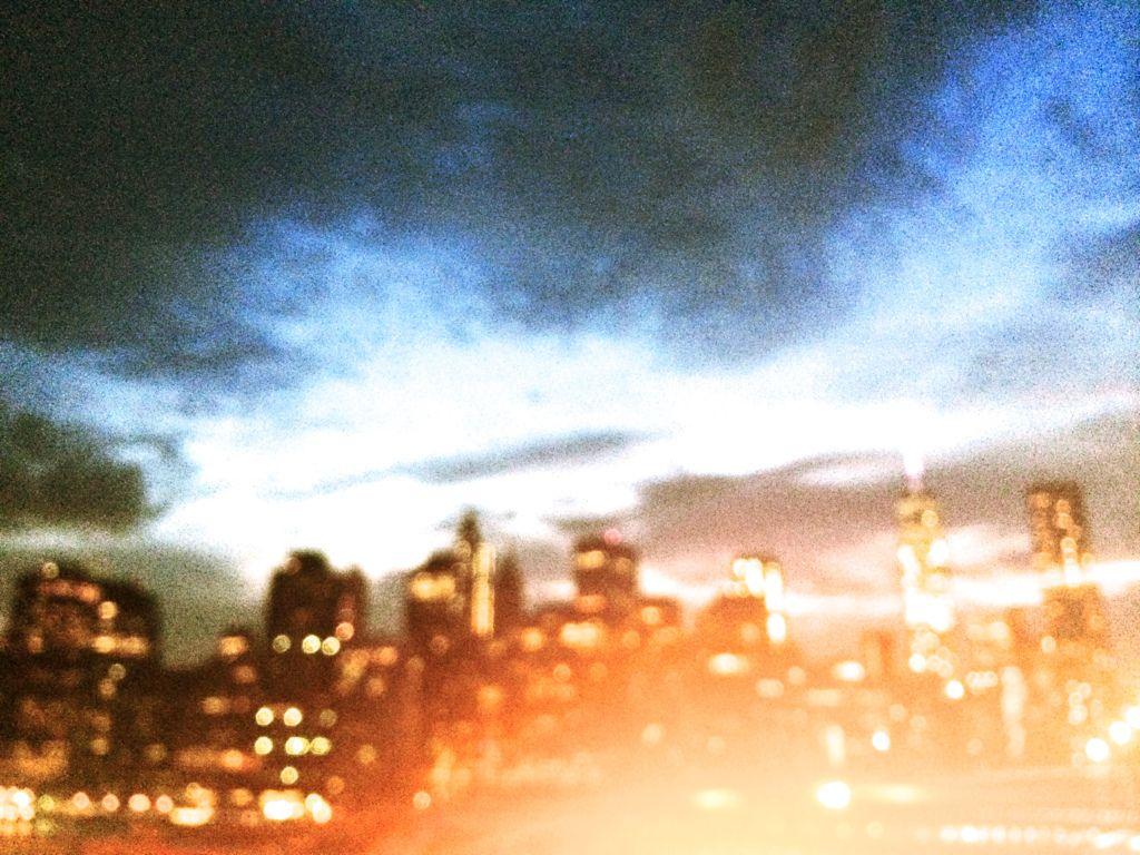 Manhattan from Brooklyn. Photo by Emilie Dayan Hill.  www.emiliedayan.com