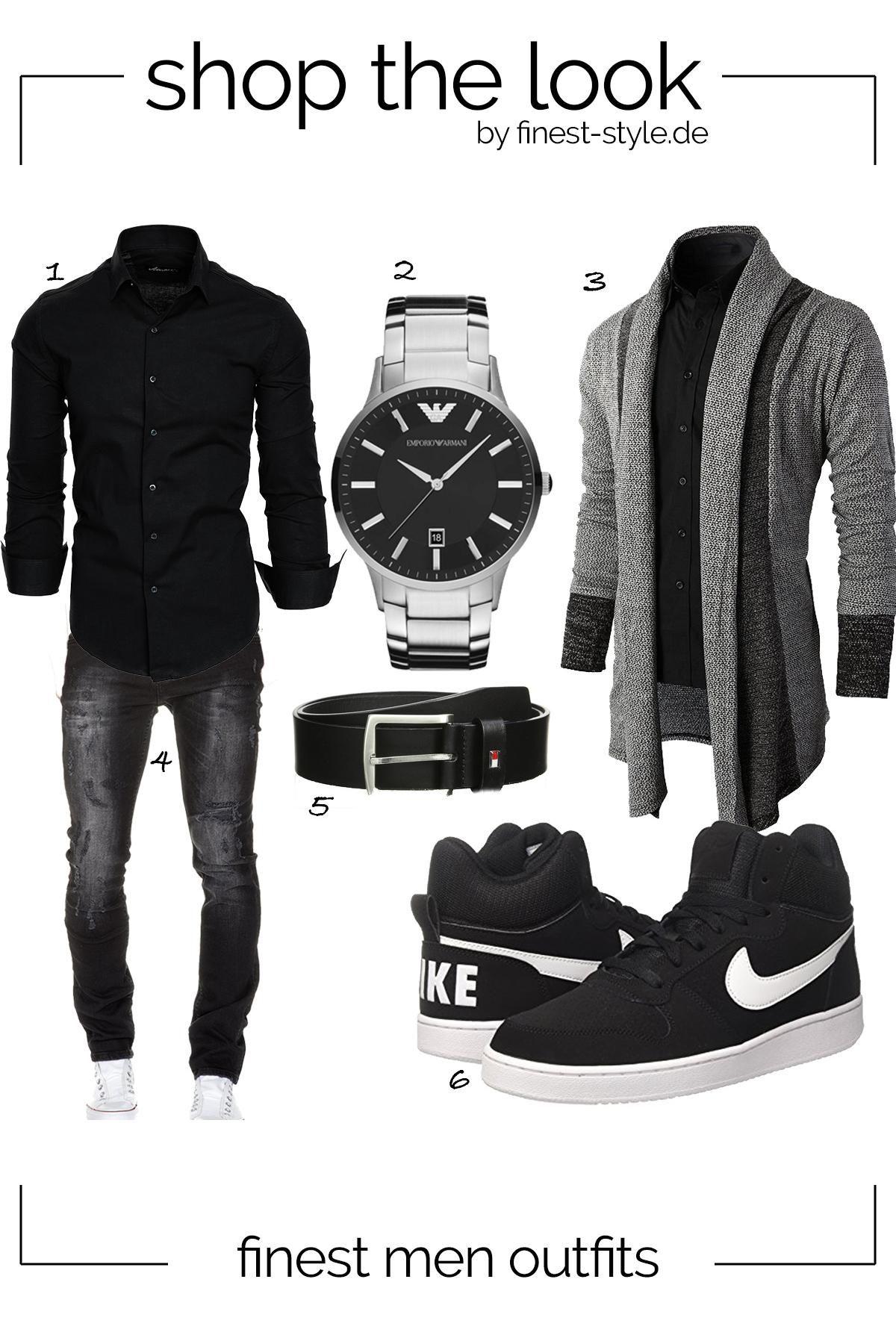 – Men's wear