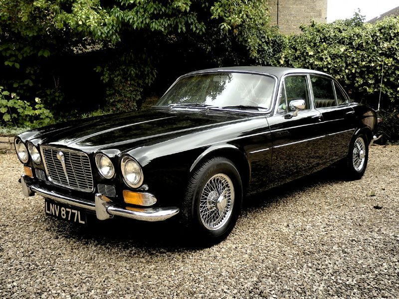 1972 Jaguar Xj6 4 2 Litre Saloon V E With Images Jaguar