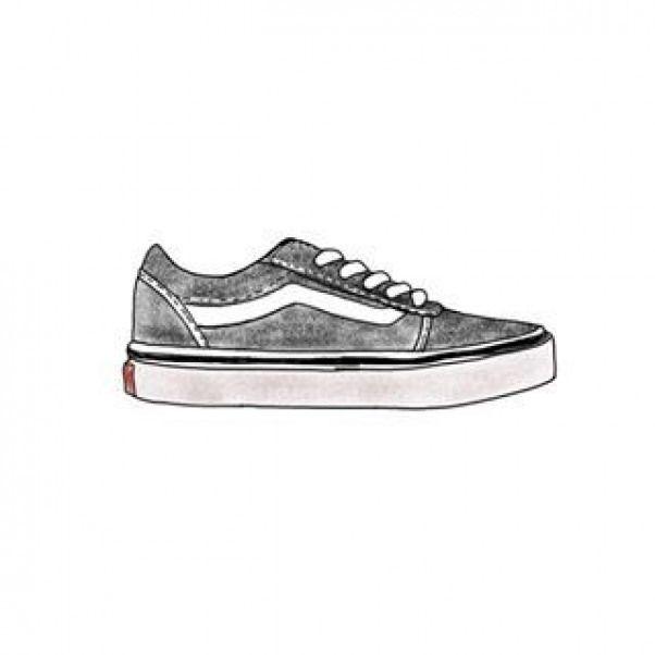 Vans Vans Drawing Shoes Drawing Shoe Design Sketches Van Drawing