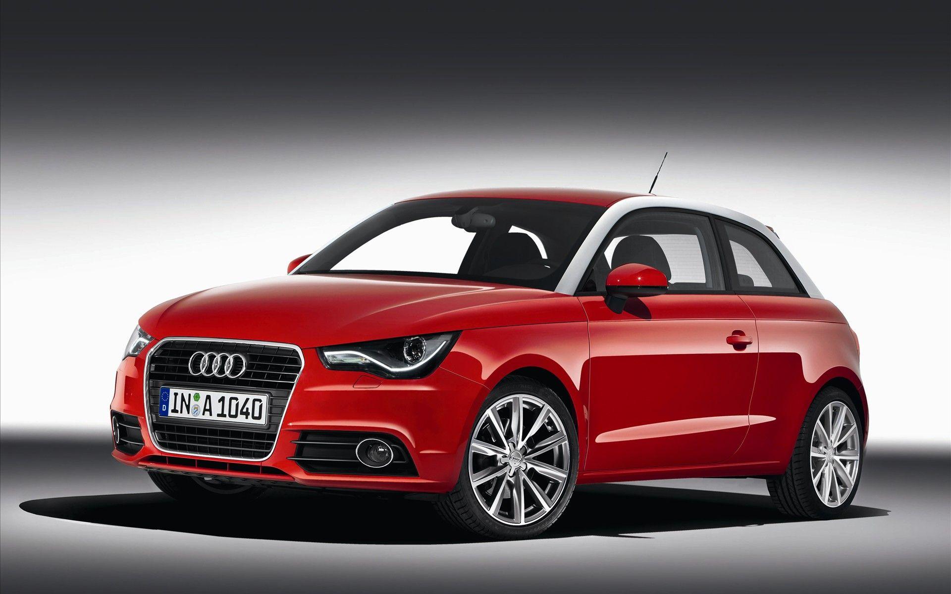 Red Audi A1 Audi Cars Hatchback Cars
