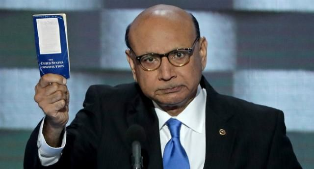 Khan-flict: Freedom Fighting Son, Sharia Supremacist Father